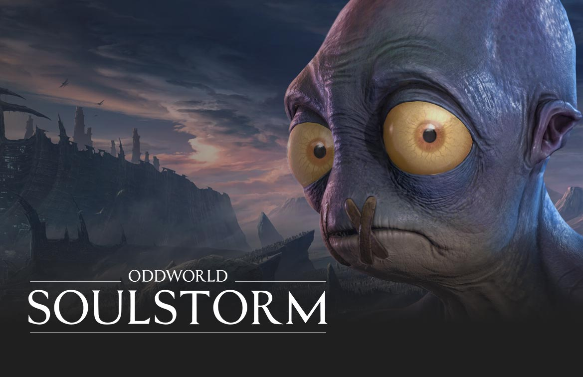 Oddworld Soulstorm Update 1.09 - Notes on the patch on April 30