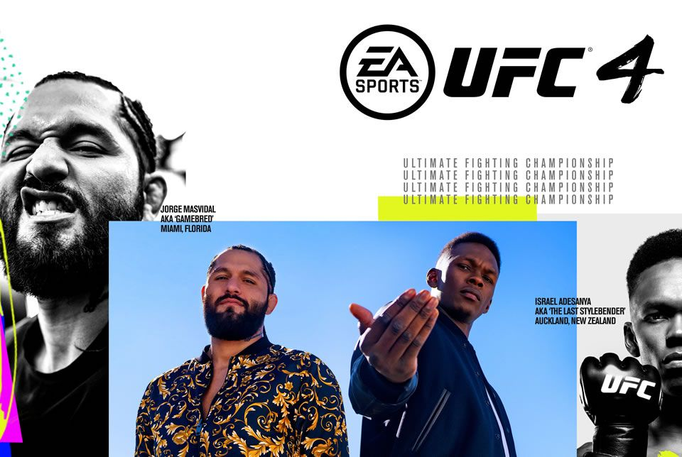 UFC 4 Update 10.00 Now Available - Notes on patch on April 8