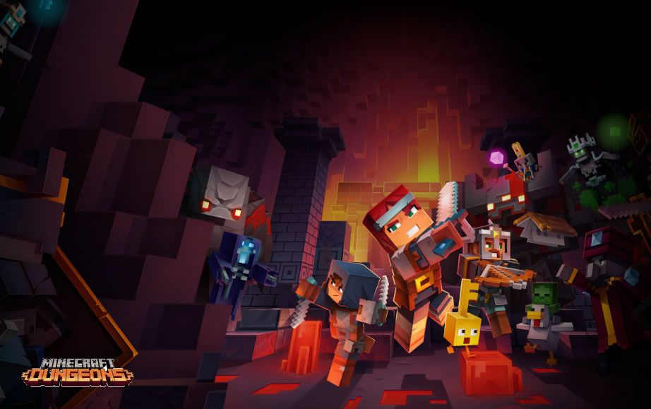 Minecraft Dungeons Update 1.15 Released - Notes on patch 1.8.8.0 on May 5th