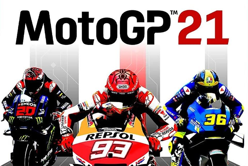 Notes on patch 1.03 of the MotoGP 21 update on May 3