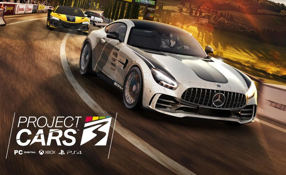 Project Cars 3 Update 1.12 Fires out - Notes on patch on May 3