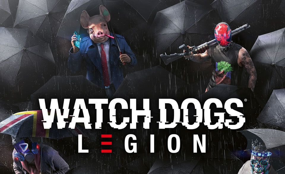 Watch Dogs Legion Update 1.16 Released - Notes on the patch on May 4th