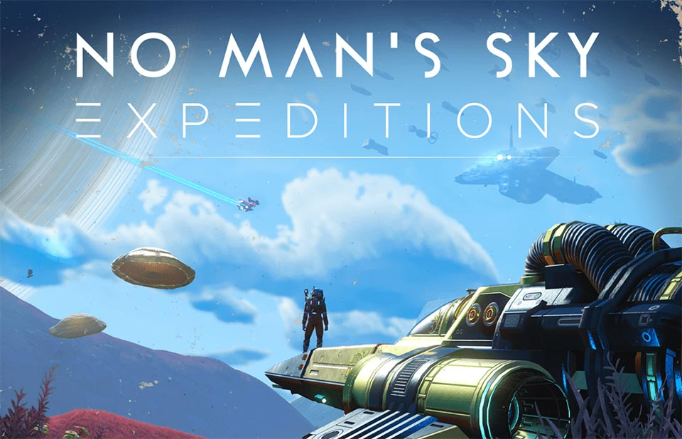 No Man's Sky Update 3.50 Released - Notes on patch on June 2